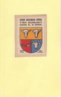 Heerde Gemeentewapen Ca.1925 RYW 1229 - Seals Of Generality