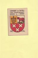 Ginneken, Bavel Gemeentewapen Ca. 1925 RYW 1439 - Seals Of Generality