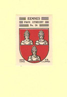 Eemnes, Wapenzegel Ca. 1925 RYW2173 - Seals Of Generality