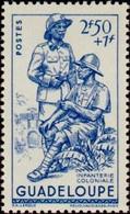 GUADELOUPE - Défense De L'Empire - Unused Stamps