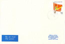 Korea Cover 1988 Seoul Olympic Games (G134-56) - Verano 1988: Seúl
