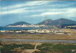 AJACCIO L'AEROPORT DE CAMPO DELL'ORO CPSM GM 1986 TBE - Ajaccio