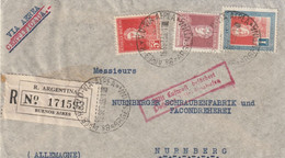 ARGENTINA AIRMAIL COVER 1933 - Other