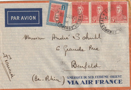 ARGENTINA AIRMAIL COVER 1935 - Other