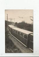 LA RHUNE (64) ? CARTO PHOTO AVEC TRAIN A CREMAILLERE (PHOTO ALIX BAGNERES DE BIGORRE) - Non Classés