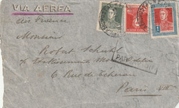 ARGENTINA AIRMAIL COVER 1934 - Other