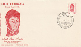 ARGENTINA AIRMAIL COVER 1973 - Other