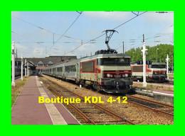 ACACF 450 - Train - Loco BB 15025 En Gare - TROUVILLE DEAUVILLE - Calvados - SNCF - Deauville