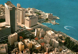 CPM - BEYROUTH - Quartier Des Grands Hotels … (immeubles) - Libanon