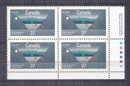 Canada 1988. Terranova . Sc=1214 (**) - Unused Stamps