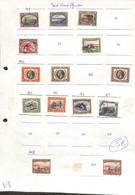 [702638]B/TB//O/Used-Afrique Du Sud  - Petit Lot Obl/Used - South West Africa (1923-1990)
