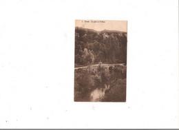 Carte Postale. Yvoir .Un Pont Sur Le Bocq. Oblitération YVOIR.1927. Rebut. - Yvoir