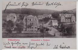 (104638) AK Dillenburg, Villenansicht Und Kurhaus, 1902 - Unclassified