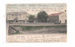 Carte Postale. COO .Hôtel Baron. Oblitération TROIS-PONTS 1920 - Trois-Ponts