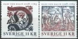 Zweden 2008 Olof Van Dalin Paar I PF-MNH-NEUF - Neufs