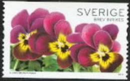 Zweden 2010  Rolzegel Bloemen  PF-MNH-NEUF - Neufs