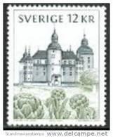 Zweden 2010 Zweedse Kastelen 12kr Uit Souveniersheet PF-MNH-NEUF - Neufs