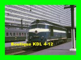 ACACF 444 - Loco CC 80001 En Gare - PARIS MONTPARNASSE - SNCF - Estaciones Con Trenes