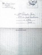 H 10  Lettre /carte /documents  Indochine  54673 - Guerre D'Indochine / Viêt-Nam