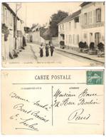 77 - BARBIZON - Grande Rue - Hôtel De La Clef D'Or - Barbizon