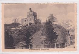 Ruine Tellenburg Bei Frutigen - BE Berne