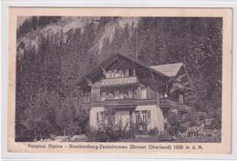 Pension Alpina - Blankenburg-Zweisimmen - BE Berne