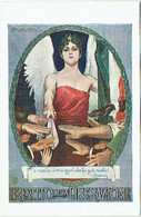 Illustrateur : MAUZAN. Prestito Della Liberazione. Affiche De La Grande Guerre N°7. Militaria. - Mauzan, L.A.