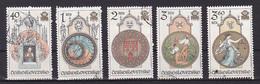 Czechoslovakia, 1978, 'PRAGA 78' Stamp Exhib/Town Clock, Set, USED - Gebraucht