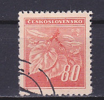 Czechoslovakia, 1945, Prague Issue, 80h, USED - Gebraucht