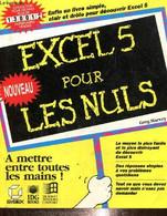 Excel 5 Pour Les Nuls - Harvey Greg - 1994 - Informatique