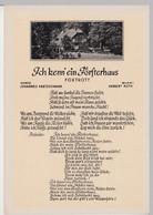 (111696) AK Liedkarte, Ich Kenn Ein Försterhaus, Herbert Roth DDR 1955 - Musica