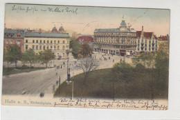 Halle A. S. - Riebeckplatz - 1921 - Halle (Saale)