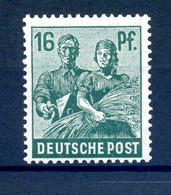KONTROLLRAT 1947 Nr 949c Postfrisch (408359) - Amerikaanse, Britse-en Russische Zone