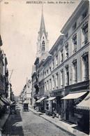 Belgique - Ixelles - La Rue De La Paix - Ixelles - Elsene