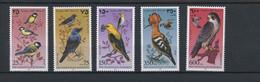Palästina MiNr. 67-71 Postfrisch MNH Vögel (Schm628 - Palestina