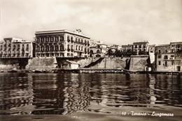 Cartolina - Taranto - Lungomare - 1956 - Taranto