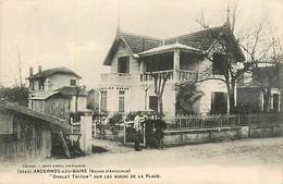33* ANDERNOS LES BAINS Chalet « Triton»   MA101,0076 - Andernos-les-Bains