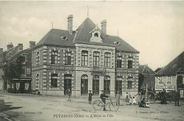 61* PUTANGES Mairie   MA103,0114 - Putanges