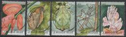 4522/4526 Plante Ou Animal/Plat En Dier Oblit/gestp Centrale - Used Stamps