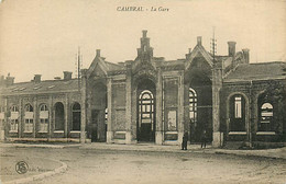 59* CAMBRAI La Gare        MA105,0427 - Lezoux