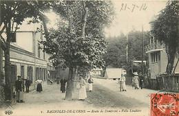 61* BAGNOLES DE L ORNE  Route De Domfront      MA105,1235 - Bagnoles De L'Orne