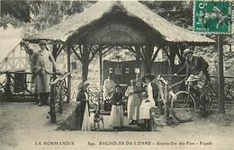 61* BAGNOLES DE L ORNE  Source Des Fees      MA105,1249 - Bagnoles De L'Orne