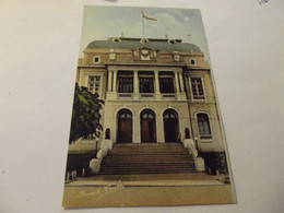 Cpa Port Au Prince Palais De Justice - Mondo