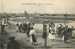 85* LES SABLES D OLONNE Quai De La Poissonnerie        MA107,0745 - Sables D'Olonne