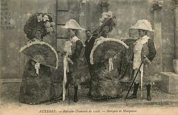 89* AUXERRE  Retraite 1908 – Marquis Et Marquises     MA107,1250 - Auxerre