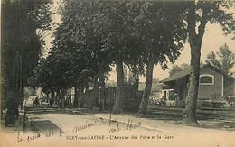 70* SCEY SUR SAONE  Av Des Patis – Gare       MA108,0101 - Zonder Classificatie