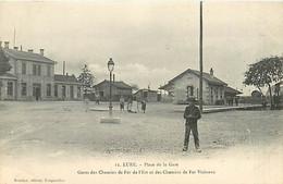 70* LURE  Place De La Gare MA108,0158 - Lure