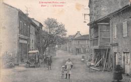 FIRMY (Firmi) - L'Avenue - Automobile - L'Aveyron Pittoresque - Firmi