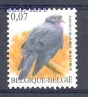 Belgium 2002 Mi 3121 MNH  (ZE3 BLG3121) - Columbiformes