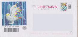 Prêt à Poster France Lettre Suivie Chouette Lot 47K/234823 - Prêts-à-poster: Other (1995-...)